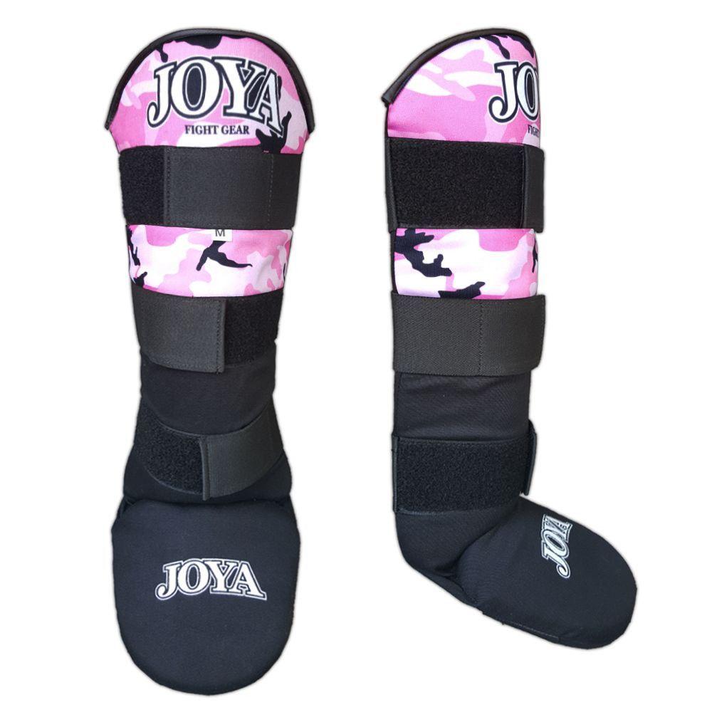 "Joya ""VELCRO CAMO PINK"" Shinguard (082100-Pink-Camo)"