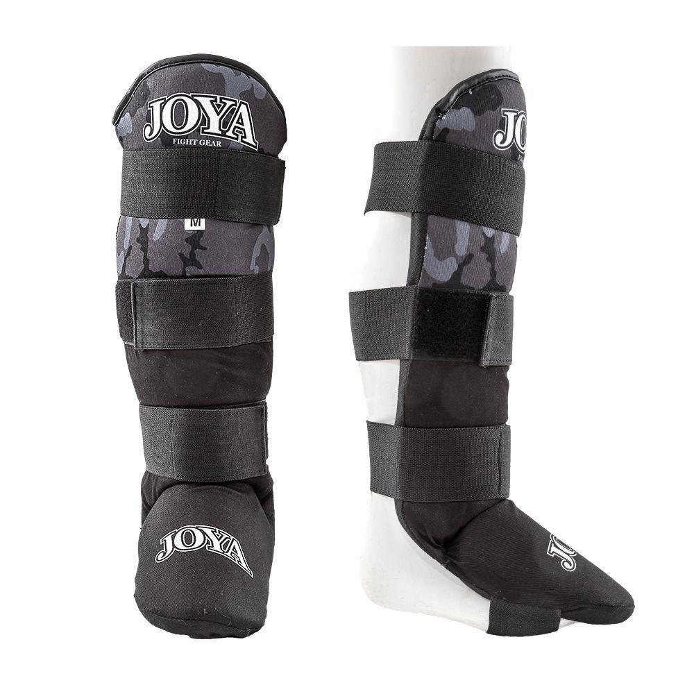 """Joya """"VELCRO CAMO Black"""" Shinguard (082100-Black-Camo)"""