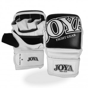 """MATCH GRIP"" Free Fight Glove  New model (01870-Black-White)"