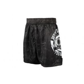 Joya Kickboxing Short 'FALCON' Black