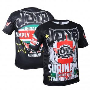 """Joya T shirt """"Surinam"""" Black"""