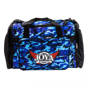 "Joya "" BLUE CAMO"" Gym Bag"