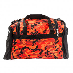 "Joya "" RED CAMO"" Gym Bag"