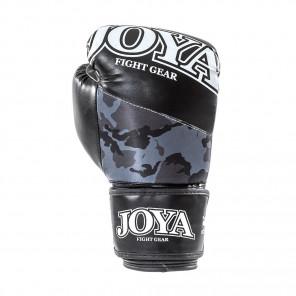 "Joya ""TOP ONE CAMO Black"" Kick-Boxing Glove (PU) (035-black-camo)"