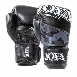 "Joya ""TOP ONE CAMO Black"" Kick-Boxing Glove (PU) (035A-Black-camo)"