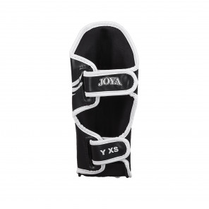 "JOYA Shinguard ""Skintex Junior ""PU Black"