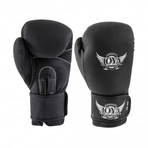 JOYA Kickboxing Glove - Black (JW038)
