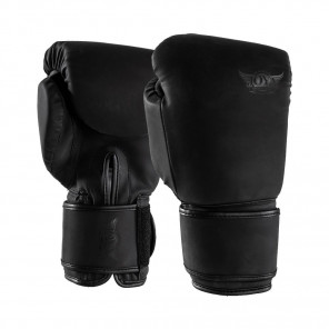 Joya MAX - Kickboxing Glove - Full Black (PU)