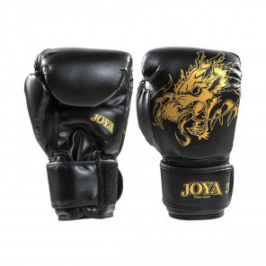 Joya Kickboxing Glove - Gold Dragon - PU
