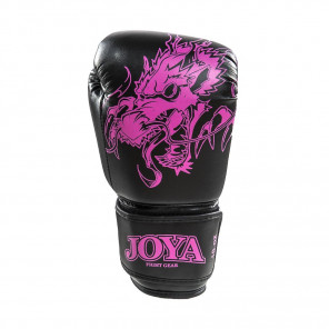 Joya Kickboxing Glove - Pink Dragon - PU