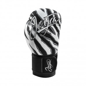 Joya Women's Kickboxing Glove - White Tiger - PU