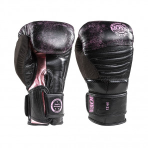 Joya kickboxing Glove 'Pink FALCON' Leather