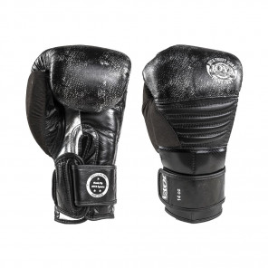Joya kickboxing Glove 'Silver FALCON' Leather