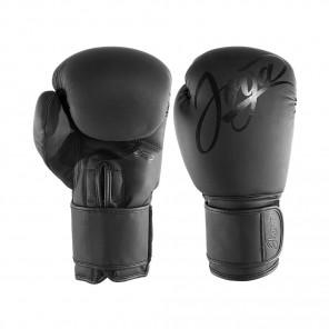 Joya Women's Kickboxing Glove - Metallic Black - PU