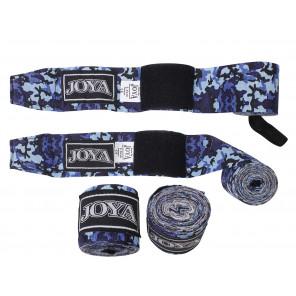 "Joya ""VELCRO CAMO BLUE"" Boxing Wrap (048000-Blue-Camo)"