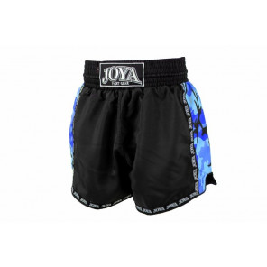 "Kickboxing short "" CAMO BLUE """
