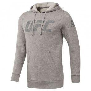 UFC FG Pullover Hoodie Grey