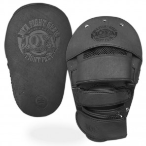 "Focus Pad JOYA Thailand Model ""Fight Fast"" (Leather) Black Size:Standard."