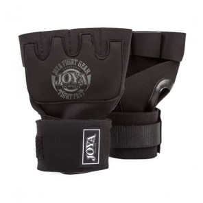 Joya Fight Gear - Inner Glove - Black Silver - Model V