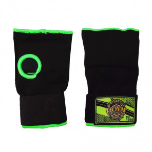 Joya Inner glove  with band - Green