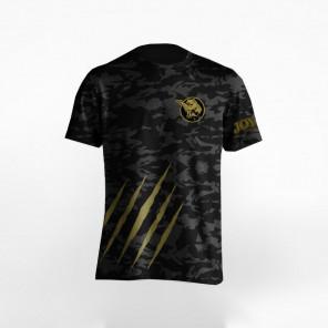 Joya Dino Cotton T-Shirt - Gold