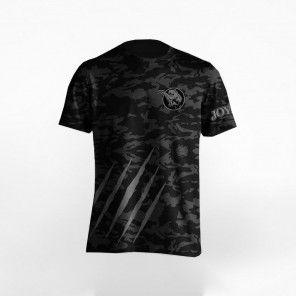 Joya Dino Cotton T-Shirt - Silver