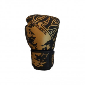 Joya Splash Kickboxing Gloves - Gold