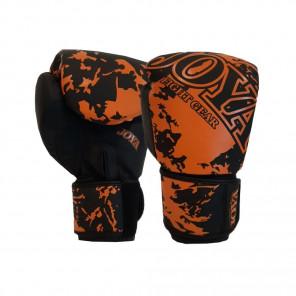 Joya Splash Kickboxing Gloves - Orange