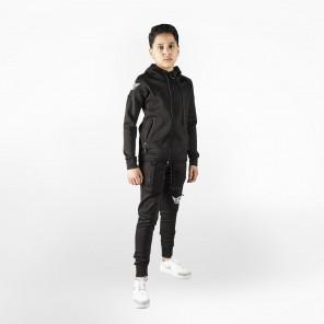 Joya Tech Junior Tracksuit - Black