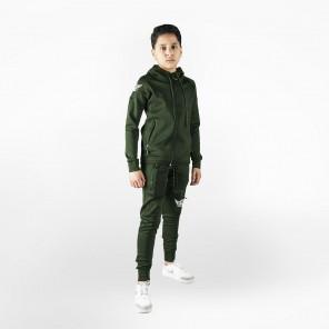 Joya Tech Junior Tracksuit - Green