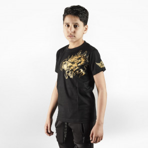 Joya T-Shirt Gold Dragon