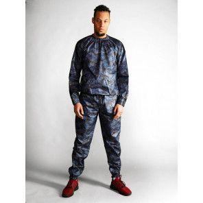 Joya Gear: Impact Sauna Suit - Navy Camo