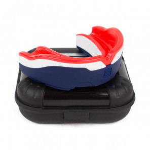 Makura Mouthguard Tephra Max Navy / White / Red