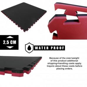 Joya Reversible Puzzle Mat 2.5cm - Waterdrop Finish