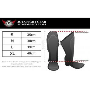Joya 'Skintex' Scheenbeschermer – Zwart