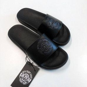 Joya Fight Fast Slippers -  Black