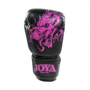 Joya Kickboxing Glove - Pink Dragon - PU