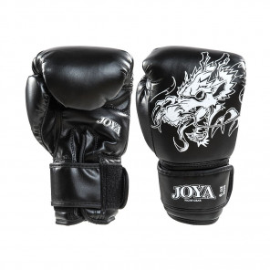Joya Kickboxing Glove - White Dragon - PU