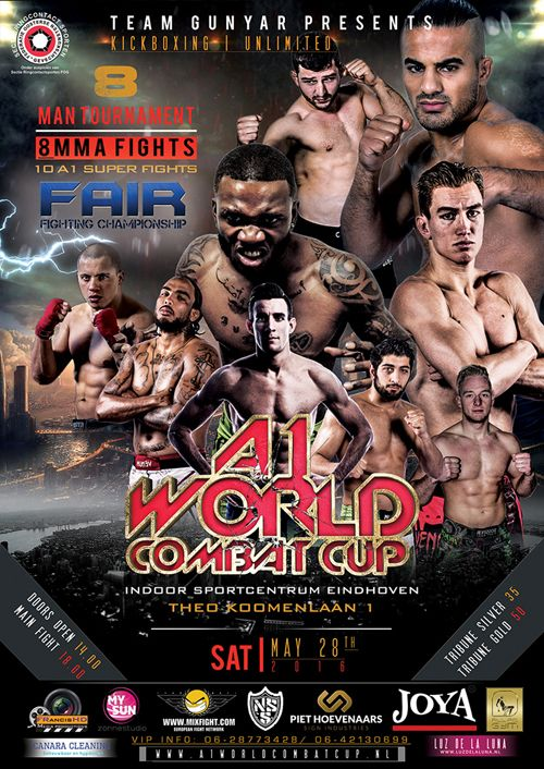 A1 World Combat Cup